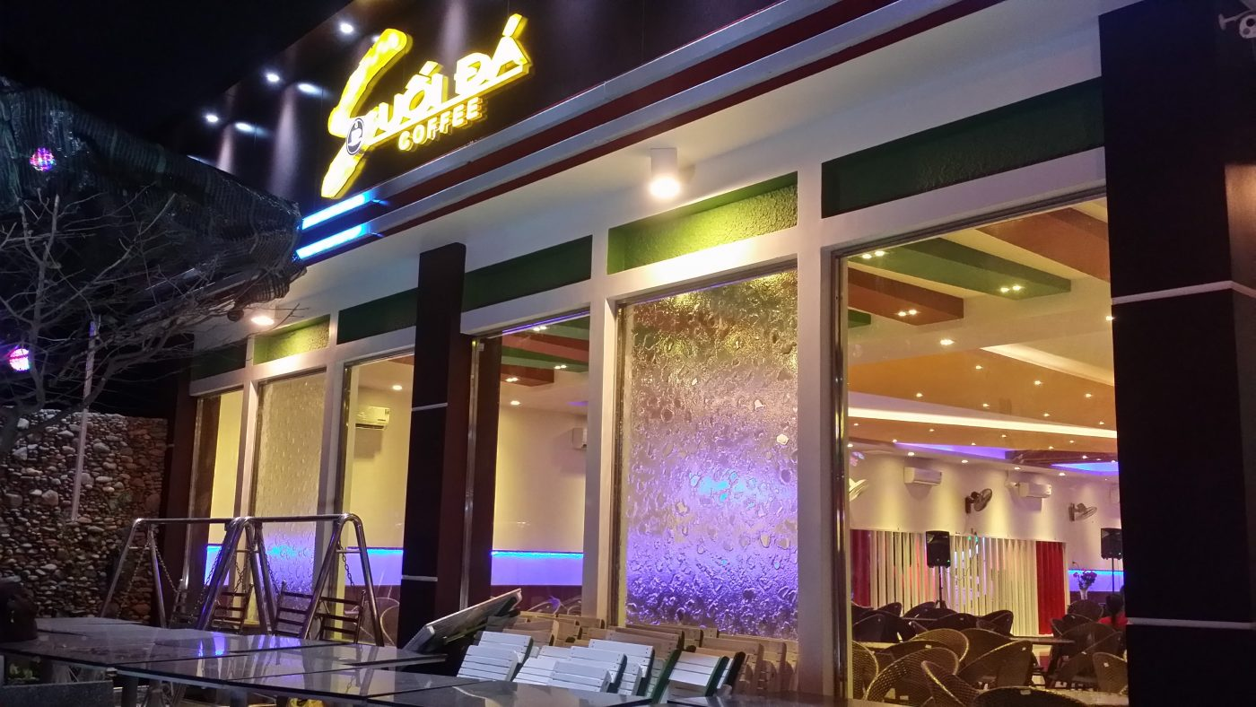 Cafe Suối Đá - Đông Hòa - Phú Yên